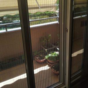 Komarnici za balkonska vrata